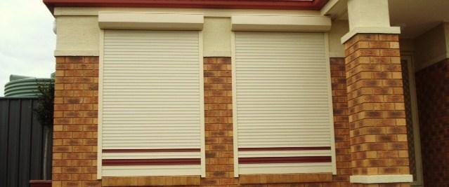 Roller shutters geelong surf coast window - Electric window shutters interior ...