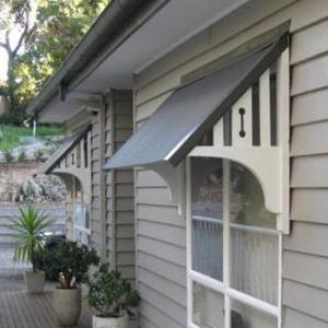 Introducing Decorative Timber Window Awnings Surf Coast
