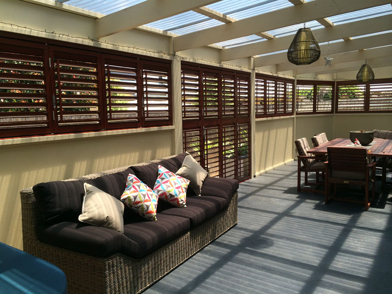 External Plantation Shutters Surf Coast Geelong Aluminium