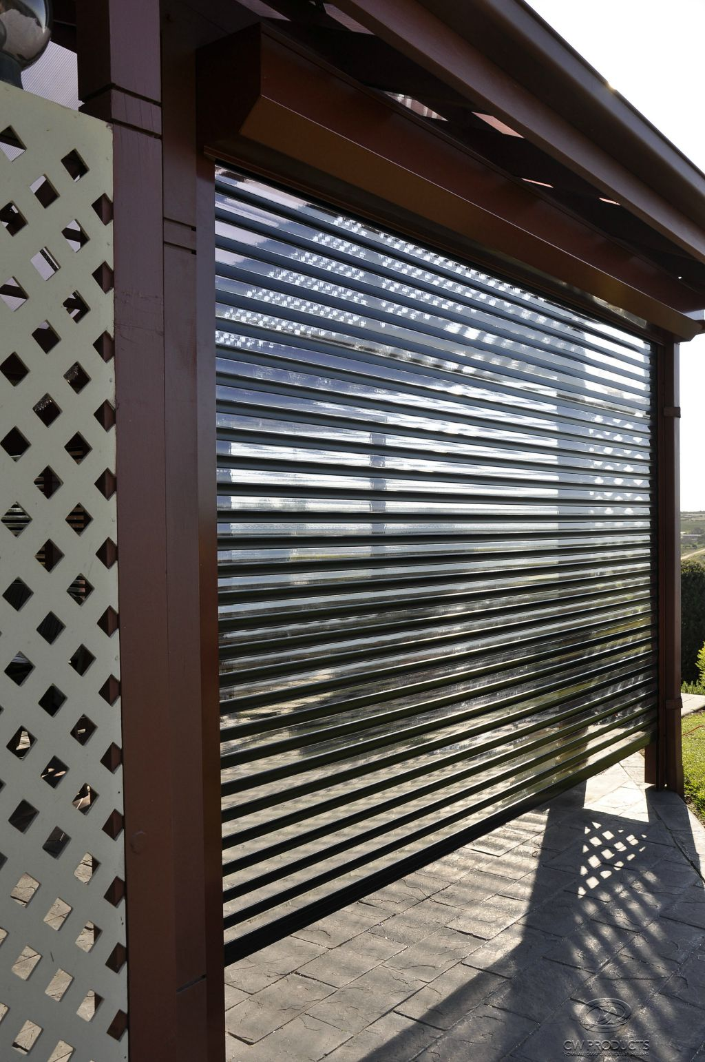 Roller shutters geelong surf coast window - The rolling shutter home in bohemia ...